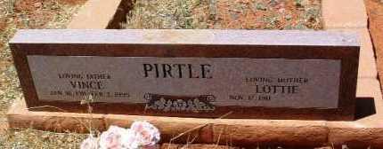 PIRTLE, VENISON (VINCE) - Yavapai County, Arizona | VENISON (VINCE) PIRTLE - Arizona Gravestone Photos