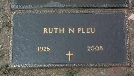 SEAMAN PLEU, RUTH NAOMI - Yavapai County, Arizona | RUTH NAOMI SEAMAN PLEU - Arizona Gravestone Photos