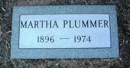 COYNE PLUMMER, MARTHA - Yavapai County, Arizona | MARTHA COYNE PLUMMER - Arizona Gravestone Photos