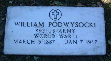 PODWYSOCKI, WILLIAM - Yavapai County, Arizona | WILLIAM PODWYSOCKI - Arizona Gravestone Photos