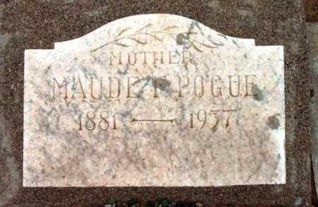 POGUE, MAUDE FLORENCE - Yavapai County, Arizona | MAUDE FLORENCE POGUE - Arizona Gravestone Photos