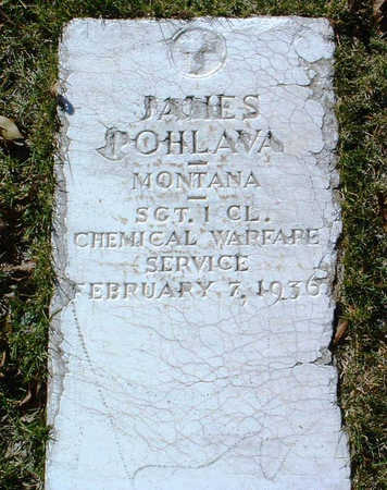 POHLAVA, JAMES F. - Yavapai County, Arizona | JAMES F. POHLAVA - Arizona Gravestone Photos