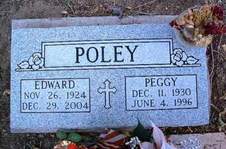 POLEY, EDWARD JACOB, JR. - Yavapai County, Arizona | EDWARD JACOB, JR. POLEY - Arizona Gravestone Photos