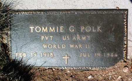 POLK, TOMMIE GARDNER - Yavapai County, Arizona | TOMMIE GARDNER POLK - Arizona Gravestone Photos