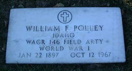 POLLEY, WILLIAM FRANK - Yavapai County, Arizona | WILLIAM FRANK POLLEY - Arizona Gravestone Photos