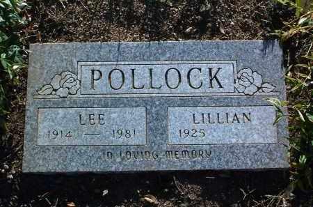 POLLOCK, LILLIAN - Yavapai County, Arizona | LILLIAN POLLOCK - Arizona Gravestone Photos