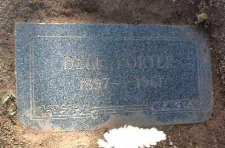 PORTER, IONA DELLA (DELL) - Yavapai County, Arizona | IONA DELLA (DELL) PORTER - Arizona Gravestone Photos
