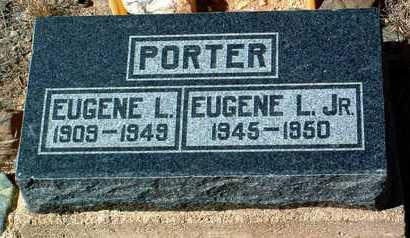 PORTER, EUGENE LEON, SR. - Yavapai County, Arizona   EUGENE LEON, SR. PORTER - Arizona Gravestone Photos