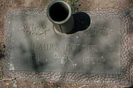 PORTER, LAURA - Yavapai County, Arizona | LAURA PORTER - Arizona Gravestone Photos