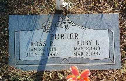 PORTER, RUBY IRENE - Yavapai County, Arizona | RUBY IRENE PORTER - Arizona Gravestone Photos