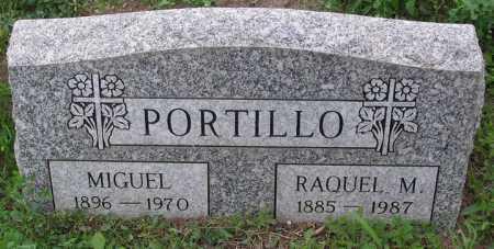 PORTILLO, RAQUEL M. - Yavapai County, Arizona | RAQUEL M. PORTILLO - Arizona Gravestone Photos