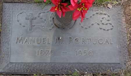 PORTUGAL, MANUEL M. - Yavapai County, Arizona | MANUEL M. PORTUGAL - Arizona Gravestone Photos