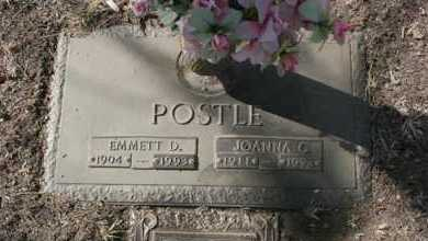 POSTLE, JOANNA G. - Yavapai County, Arizona | JOANNA G. POSTLE - Arizona Gravestone Photos