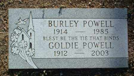 BUMGARDNER POWELL, GOLDIE V. - Yavapai County, Arizona | GOLDIE V. BUMGARDNER POWELL - Arizona Gravestone Photos