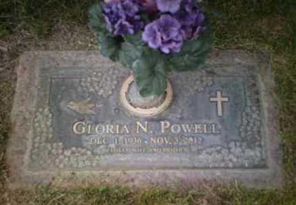 POWELL, GLORIA N. - Yavapai County, Arizona | GLORIA N. POWELL - Arizona Gravestone Photos