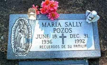 POZOS, MARIA CELLIA (SALLY) - Yavapai County, Arizona   MARIA CELLIA (SALLY) POZOS - Arizona Gravestone Photos