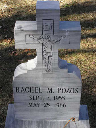 POZOS, RACHEL M. - Yavapai County, Arizona | RACHEL M. POZOS - Arizona Gravestone Photos