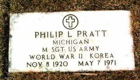 PRATT, PHILIP LAWRENCE - Yavapai County, Arizona | PHILIP LAWRENCE PRATT - Arizona Gravestone Photos