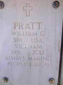 PRATT, WILLIAM G. - Yavapai County, Arizona | WILLIAM G. PRATT - Arizona Gravestone Photos