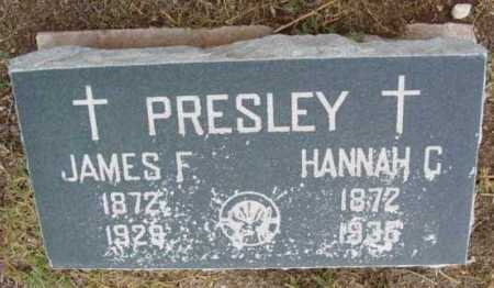PRESLEY, JAMES F. - Yavapai County, Arizona | JAMES F. PRESLEY - Arizona Gravestone Photos