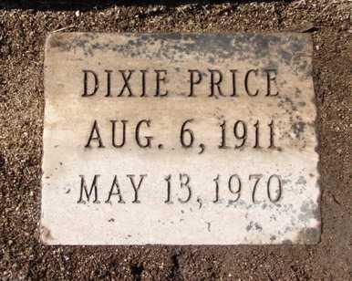 PRICE, DIXIE JUNE - Yavapai County, Arizona | DIXIE JUNE PRICE - Arizona Gravestone Photos
