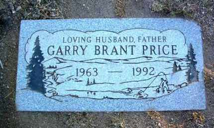 PRICE, GARRY BRANT - Yavapai County, Arizona | GARRY BRANT PRICE - Arizona Gravestone Photos