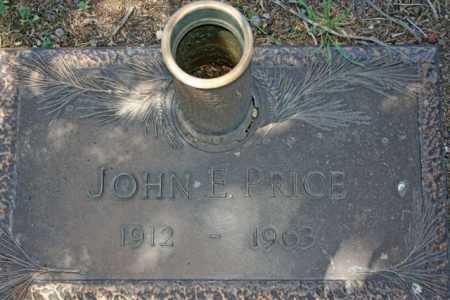 PRICE, JOHN EDWARD - Yavapai County, Arizona | JOHN EDWARD PRICE - Arizona Gravestone Photos