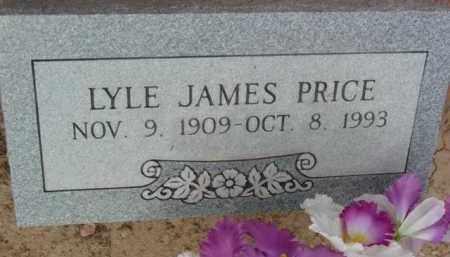 PRICE, LYLE JAMES - Yavapai County, Arizona | LYLE JAMES PRICE - Arizona Gravestone Photos