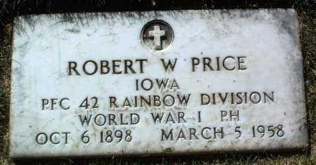 PRICE, ROBERT W. - Yavapai County, Arizona | ROBERT W. PRICE - Arizona Gravestone Photos