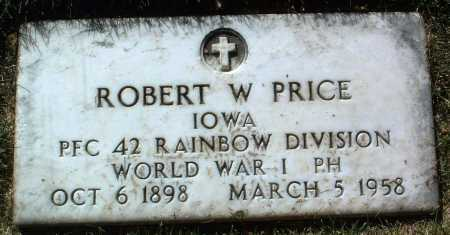 PRICE, ROBERT W. - Yavapai County, Arizona   ROBERT W. PRICE - Arizona Gravestone Photos