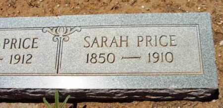 PRICE, SARAH ELIZABETH - Yavapai County, Arizona | SARAH ELIZABETH PRICE - Arizona Gravestone Photos