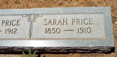 PRICE, SARAH ELIZABETH - Yavapai County, Arizona | SARAH ELIZABETH PRICE - Arizona Gravestone Photos