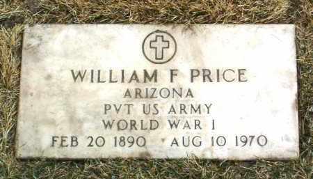 PRICE, WILLIAM FLOYD - Yavapai County, Arizona | WILLIAM FLOYD PRICE - Arizona Gravestone Photos