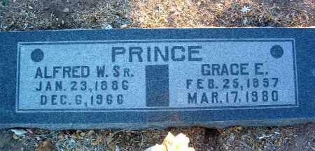PRINCE, ALFRED WILLIAM, SR. - Yavapai County, Arizona | ALFRED WILLIAM, SR. PRINCE - Arizona Gravestone Photos
