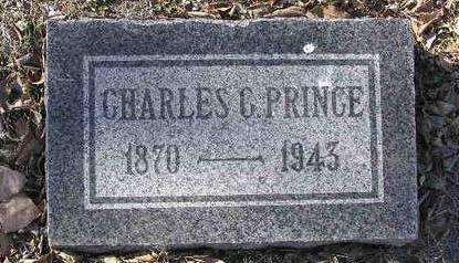 PRINCE, CHARLES C. - Yavapai County, Arizona | CHARLES C. PRINCE - Arizona Gravestone Photos