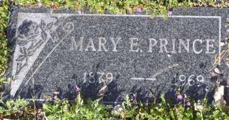 PRINCE, MARY E. - Yavapai County, Arizona | MARY E. PRINCE - Arizona Gravestone Photos