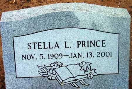 PRINCE, STELLA L. - Yavapai County, Arizona | STELLA L. PRINCE - Arizona Gravestone Photos