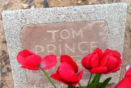 PRINCE, THOMAS ULISIS (TOM) - Yavapai County, Arizona | THOMAS ULISIS (TOM) PRINCE - Arizona Gravestone Photos