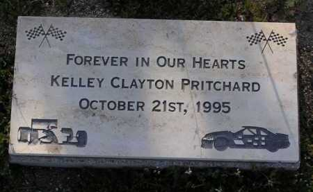 PRITCHARD, KELLEY CLAYTON - Yavapai County, Arizona | KELLEY CLAYTON PRITCHARD - Arizona Gravestone Photos