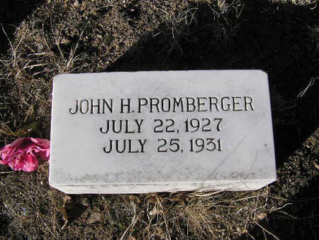 PROMBERGER, JOHN HENRY - Yavapai County, Arizona | JOHN HENRY PROMBERGER - Arizona Gravestone Photos