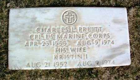PRUITT, KRISTINE ISOBEL - Yavapai County, Arizona | KRISTINE ISOBEL PRUITT - Arizona Gravestone Photos