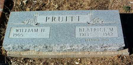 PRUITT, WILLIAM H. - Yavapai County, Arizona | WILLIAM H. PRUITT - Arizona Gravestone Photos