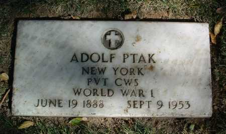 PTAK, ADOLF - Yavapai County, Arizona   ADOLF PTAK - Arizona Gravestone Photos