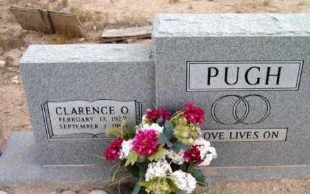 PUGH, CLARENCE O. - Yavapai County, Arizona | CLARENCE O. PUGH - Arizona Gravestone Photos