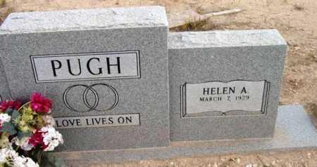 CARSON PUGH, HELEN A. - Yavapai County, Arizona | HELEN A. CARSON PUGH - Arizona Gravestone Photos