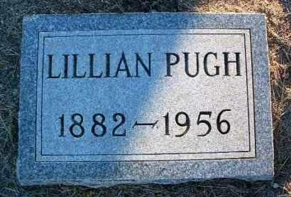 WILKIE PUGH, LILLIAN W. - Yavapai County, Arizona   LILLIAN W. WILKIE PUGH - Arizona Gravestone Photos
