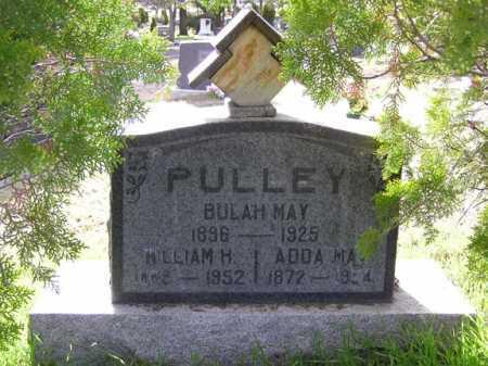SMITH PULLEY, ADDA MAY - Yavapai County, Arizona | ADDA MAY SMITH PULLEY - Arizona Gravestone Photos