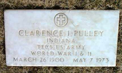 PULLEY, CLARENCE I. - Yavapai County, Arizona | CLARENCE I. PULLEY - Arizona Gravestone Photos