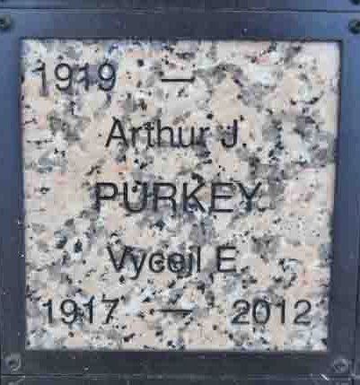 PURKEY, VYCEIL - Yavapai County, Arizona | VYCEIL PURKEY - Arizona Gravestone Photos