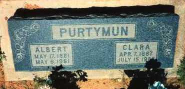 THOMPSON PURTYMUN, C - Yavapai County, Arizona | C THOMPSON PURTYMUN - Arizona Gravestone Photos